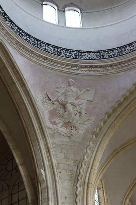 Frescos of Church of Saint-Quiriace
