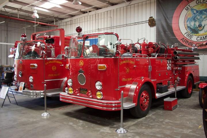 The original Engine 51.