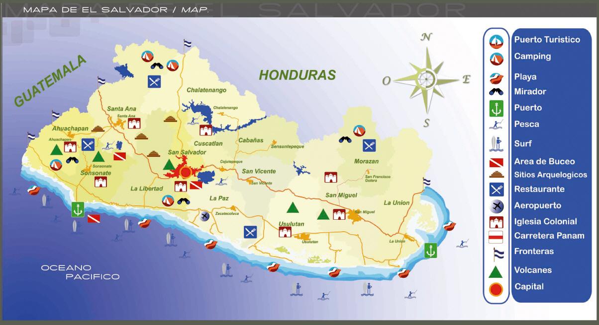 Un poco de El Salvador