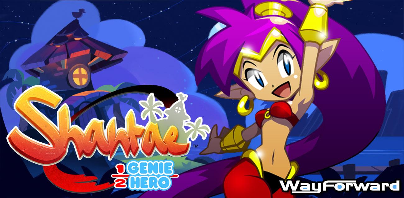 Comentarios sobre Shantae: Half-Genie Hero