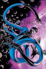 Reed Richards looking ridiculous while fighting again