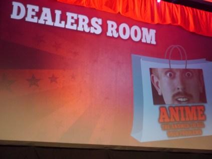 Dealers Room is open!