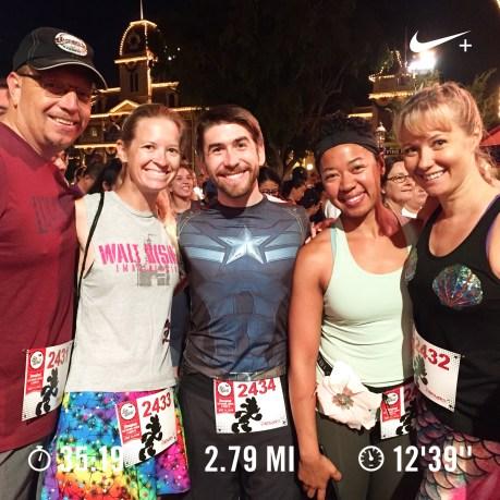Scott, Jessica, Ryan, Alia and Natalie