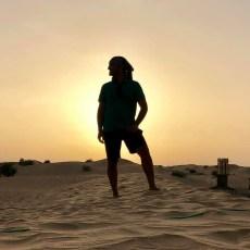 Meditation in Dubai