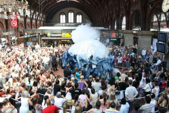 Guerrilla Marketing:Creating a one-off experience that will make people remember your brand