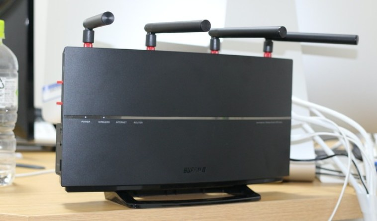 WXR-2533DHP2、Wi-Fi速度