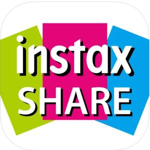 instax-shareアプリアイコン
