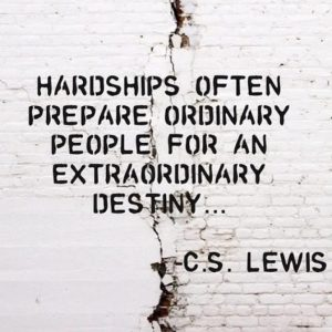 An Extraordinary Destiny