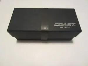 EDC Budget tactical flashlight coast px252