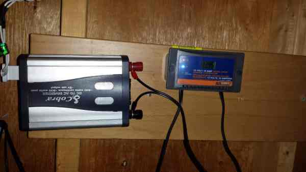 inverter solar charge controller