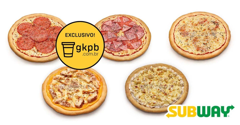 O Subway começou a vender pizza e não avisou ninguém - Geek Publicitário
