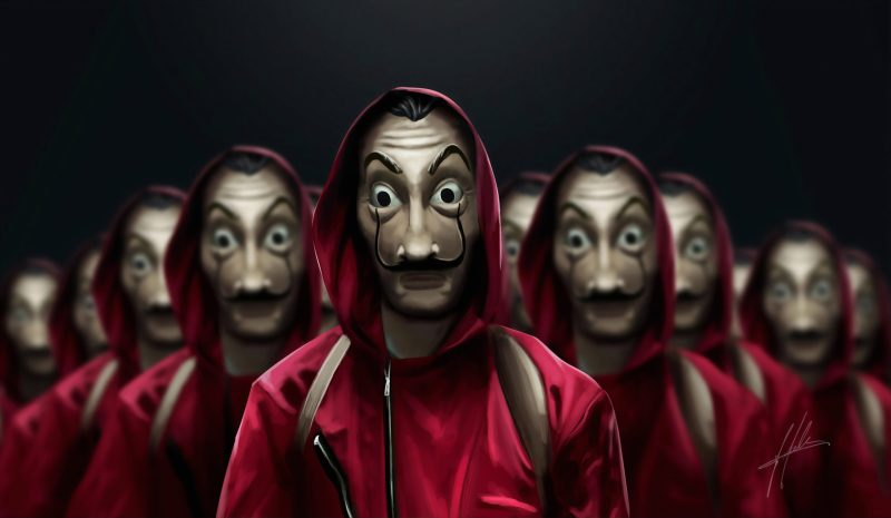 Money Heist best thriller Web Series