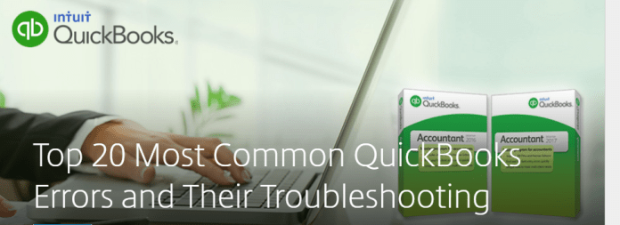Major QuickBooks Errors