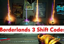 Borderlands 3 Shift Codes and How to Redeem 2020