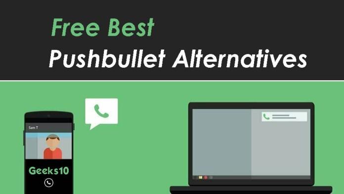 Top Best Pushbullet Alternatives of 2020