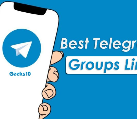 List of Best Telegram Groups Links - Educational, Premium Accounts 2020