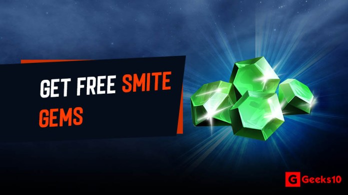 How to Get Free Smite Gems 2020 (100% Working Methods)