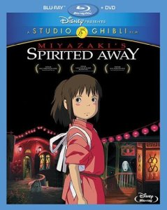 Spirited Awaycover