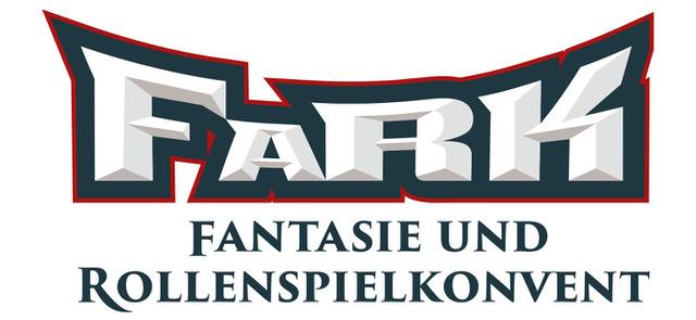 Der Fantasie- und Rollenspielkonvent im Saarland. Logo: FaRK
