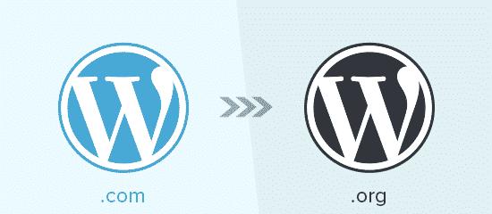 WordPress.com as WordPress.org