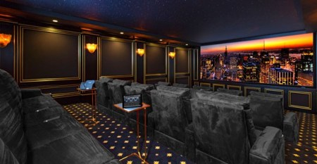 Luxury Home Theater Design in Miami  Fort Lauderdale and West Palm Fabulous Home Theater Design