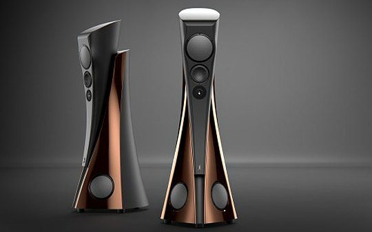 Estelon extreme speakers CES 2015