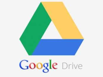 Google drive logos