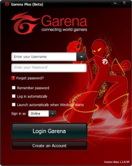 garena windows games