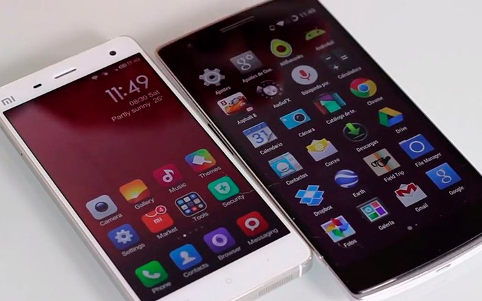 OnePlus One or Xiaomi Mi4