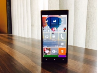windows 10 in lumia phones