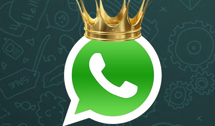 whatsapp facts history