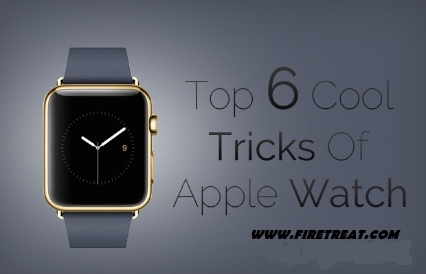 Apple watch - tips and tricks