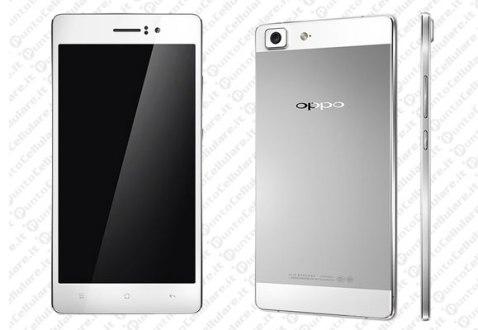 Oppo-R7 simple white