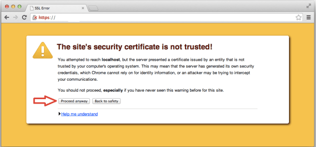 security-checkup#1 access blocked sites