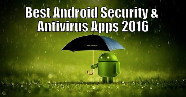 android security antivirus apps