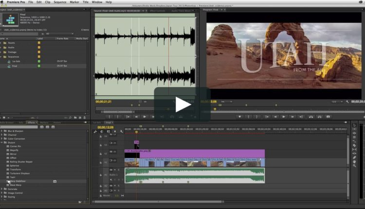Adobe Premiere Pro CC - Review, Pros & Cons