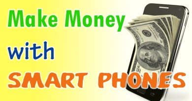 make money online smartphone
