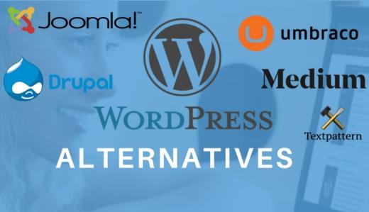 wordpress-alternative cms