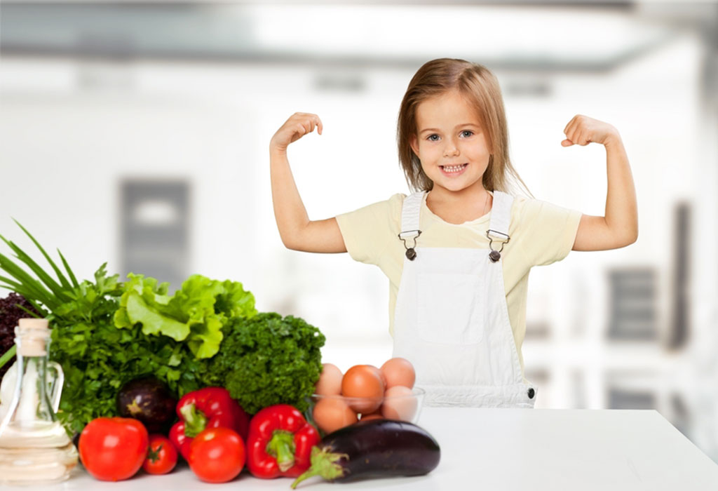 Healthy And Nutritious Food For Kids