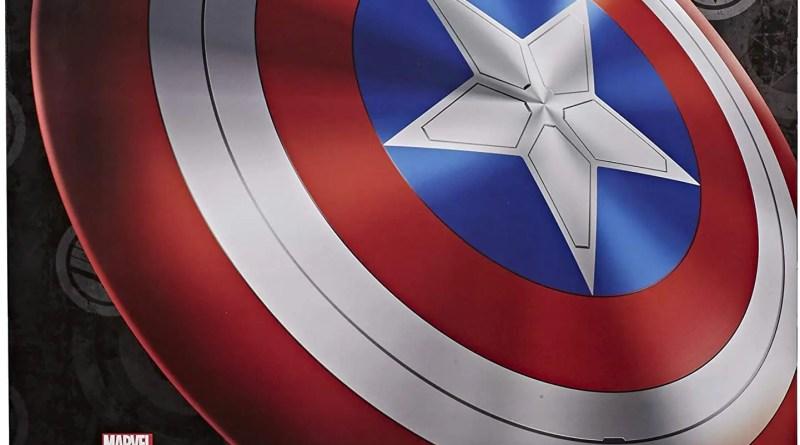 Captain America Shield (Hasbro)