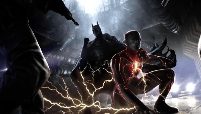 The Flash and Batman