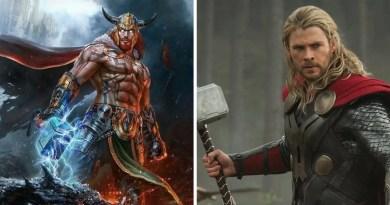 Thor Norse mythology