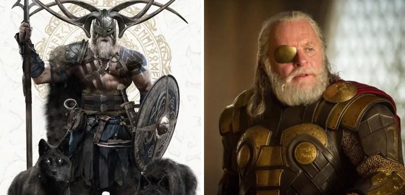 Odin Norse Mythology