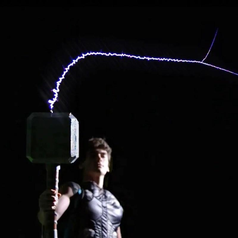 Real Thor Hammer