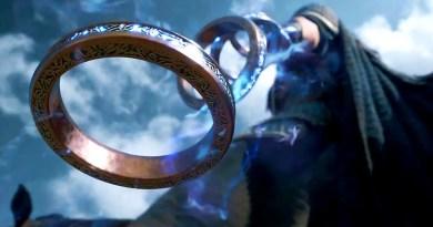 The Ten Rings Shang Chi