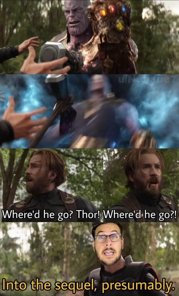 Marvel pitch meeting meme