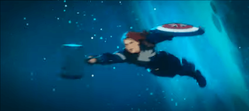 Captain Carter Mjolnir