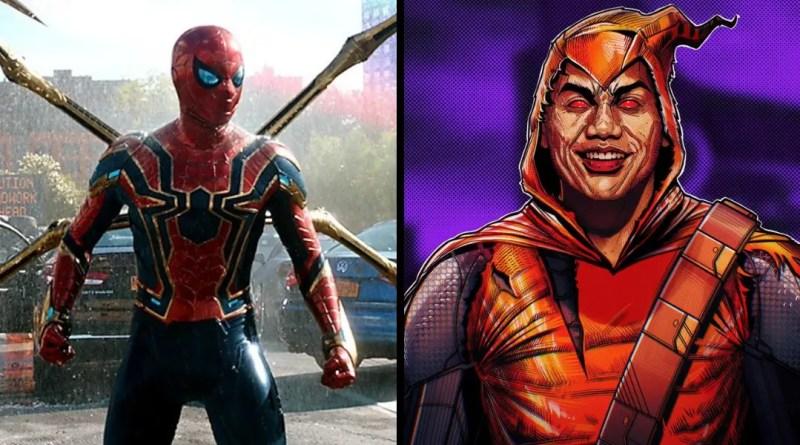 The Hobgoblin Spider-man No Way Home