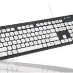 Logitech's Washable Keyboard