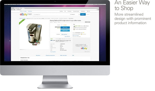 ebay 2012 design
